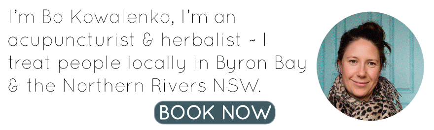 Acupuncture byron bay acupuncturist herbal medicine herbs herbalist women's health
